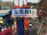 厂家直销 工法拔桩机 液压拔桩机 自动摇控拔桩机