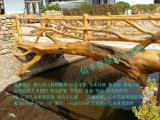 江西水泥仿木护栏厂家批发