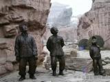 古代名医华佗铜雕摆件定做,华佗铜雕,恒保发铜雕厂(多图)