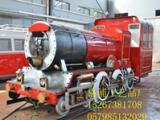 蒸汽火车头模型 创意火车软装包厢售卖车 专业定制火车模型
