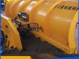 厂家直销大小型推雪铲  除雪设备   50装载机推雪板