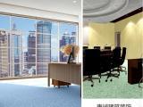 供应办公室地胶厂房地胶耐磨环保 商用密实卷材