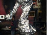 昂拓定制喷涂机器人防护罩 机器人防护服