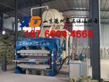 全国技术指导的膨胀珍珠岩压板成型机外墙保温板生产线