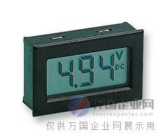 Murata村田,面板仪表DMS-20LCD-1-DCM-C