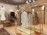 服装展示架厂家供应服装店展示道具