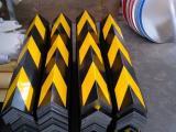 橡胶护角防撞条 停车场护墙角 反光直护角pxr-hj1