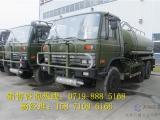 东风6X6六驱油料保障运输车,沙漠越野油料保障运油车
