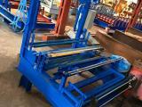 彩钢板覆膜机 彩钢瓦覆膜机 彩钢覆膜机