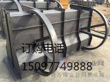 预制隔离墩模具,混凝土隔离墩钢模具