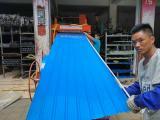 850水波纹和820琉璃瓦双层压瓦机