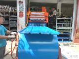 科技创新的天益压瓦机双层压瓦机