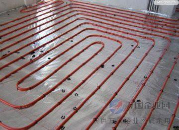 太阳能地暖太阳能采暖地暖工程地暖安装四川长江飞瑞公司