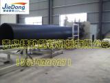 立筋式中空壁塑钢缠绕管生产设备