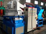 干式铜米机志乾环保线缆回收剥铜设备 线杂线剥皮粉碎取铜机