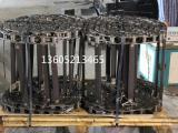 徐工RP956摊铺机刮板大链条加工工艺