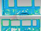 商务汽车,房车,客车内室三维扫描抄数改装解决方案