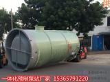 一体化预制泵站 污水提升改造工程