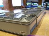 凌雪超市商用组合岛柜展示柜直冷速冻冷冻食品海鲜肉类卧式冷冻柜