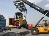 波兰二手玉米青贮机进口报关专业公司时间