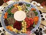 景德镇生产直销定做1米大直径陶瓷大盘子