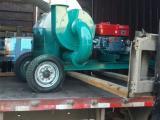 飞成机械600型移动式木材粉碎机,粉碎更直接更彻底