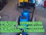 手推式快速地面切桩机 电动水泥桩锯桩机 混凝土桩切割机