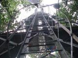 森林生态站铁塔防腐