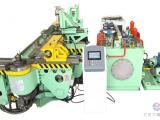 数控弯管机 气动三轴双模全自动弯管机W28K-76CNC