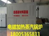鲁贯通0.2吨工业用电磁加热锅炉-可加热蒸汽-热水-导热油