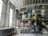 超力机械、xps挤塑板设备、加工xps挤塑板设备