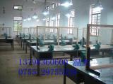 学校培训钳工桌,双工位钳工桌,实木铁板虎钳桌