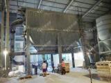 时产300吨的石灰石超细磨粉机工作原理