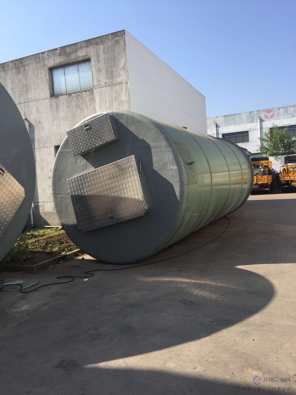 一体化污水提升泵房