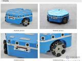 成都航发全向移动平台小机器人平台