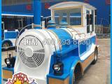 供应大型游乐园设备 畅销无轨火车 电动轨道火车厂家