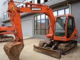 斗山DH80-7二手挖掘机出售