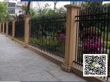 铁艺围墙栅栏厂区定做 锌钢防护栏价格 组装栅栏厂家现货批发