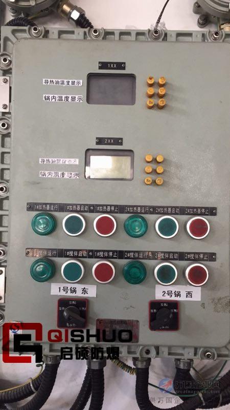 电加热防爆温控仪表箱