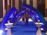 广州广告展览公司提供会展木结构设计制作搭建服务