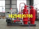 蒸汽回收机在泵体和疏水阀的选择上的注意事项
