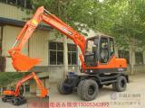 买轮式挖掘机来宝鼎轮式挖掘机生产厂家