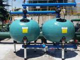 以色列阿科化工厂循环冷却水旁滤器