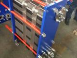 食品级不锈钢阿法拉伐板式换热器厂家生产供应牛奶巴氏杀菌机配套