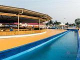 双辽蓝色水池封闭处理剂|泳池密封专业处理