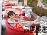 哪里能够定做温泉泡汤水缸、日式水疗spa净身缸