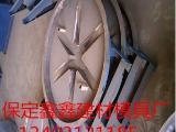 优质井盖钢模具尺寸定做  圆形井盖模具质量保证