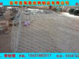 厂家直销铅丝雷诺护垫 河道防护网 铅丝石笼网价格