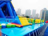 上海移动水世界支架游泳池出租巨夕水上乐园设备出租