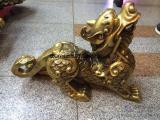 风水铜器铜雕铜器 开光铜貔貅 八卦貔貅招财貔貅独角兽